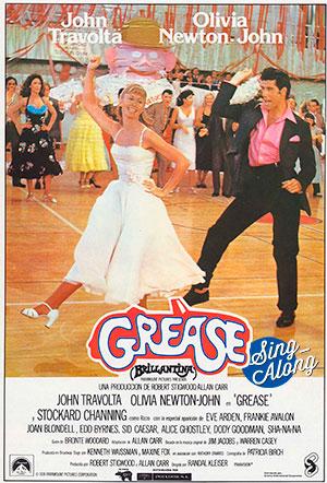 Grease-singalong
