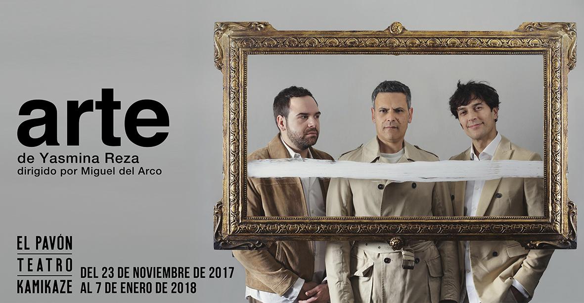 Arte 2 dibón - El Pavón Teatro Kamikaze